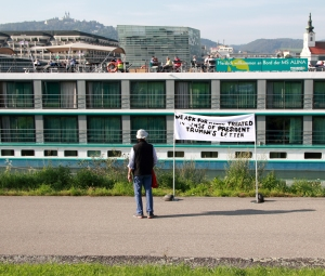 Schatzl, The Protest of Linz 1945, 2015